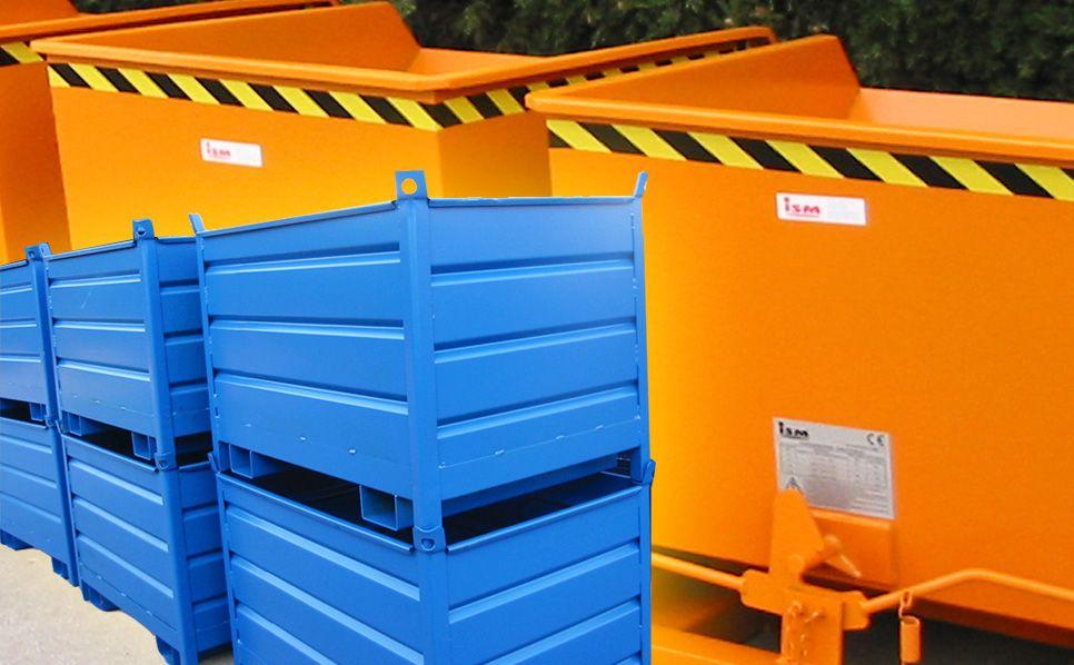 Venta de contenedores en España