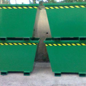 contenedor seguridad y medio ambiente 0873
